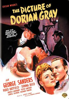 The Picture of Dorian Gray 27x40 Movie Poster (1945)
