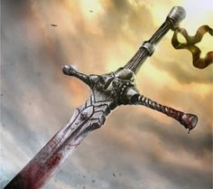 Sword by Sarafiel