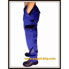 Spodnie do pasa Professional blue