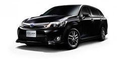 Toyota Corolla Axio & Fielder 2014 - 2015