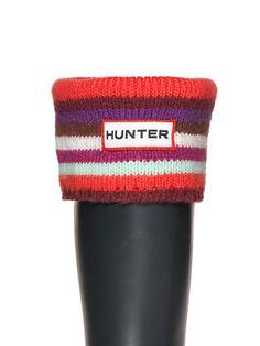 Striped Welly Socks | Kids Rain Boot Socks | Hunter Boot Ltd