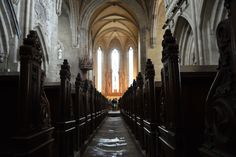 Photo by Lolli Elena-b Gothic Architecture, Place Of Worship, Cathedral, Medieval, Stairs, Building, Awesome, Places, Stairway