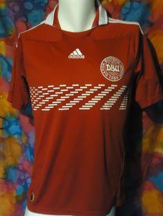 d3970104aa1d9 Dansk - Boldspil - Union - Soccer Jersey - Adidas - Red - S Union Soccer