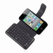 Iphone with bluetooth keyboard