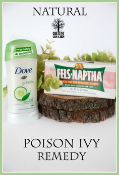 Natural Poison Ivy R