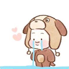 Fic by Jang Jang # Fanfiction # amreading # books # wattpad Cute Anime Chibi, Bts Chibi, Fanart Bts, Bts Girl, Cute Characters, Fictional Characters, Bts Drawings, Angel Of Death, Funny Moments