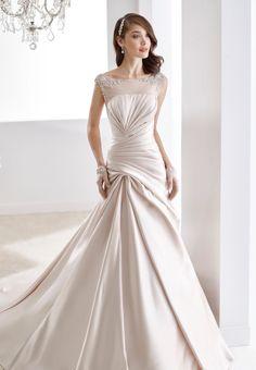 #wedding #weddingdress #2016 #collection #bride #bridal #brides #fashion #love #white #sposa #abitodasposa #bianco #marriage #pink