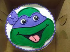 Turtle Cakes, Ninja Turtles