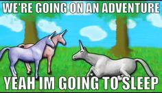Charlie the Unicorn forever