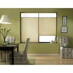 Ivory Beige 61-61.5-inch Cordless Top Down Bottom Up Cellular Shades (61W x 72H Ivory Beige) (Polyester)
