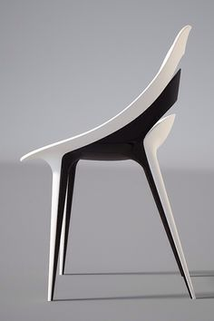 FLO Chair Concept by Svilen Gamolov