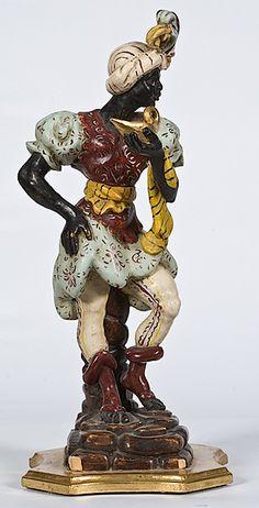 next blackamoor figure price realized $ 390 00 auction 3 12 2011 decor ...