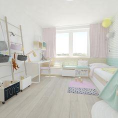 Dievčenská izbička Loft, Kids Rugs, Furniture, Home Decor, Decoration Home, Kid Friendly Rugs, Room Decor, Lofts, Home Furnishings