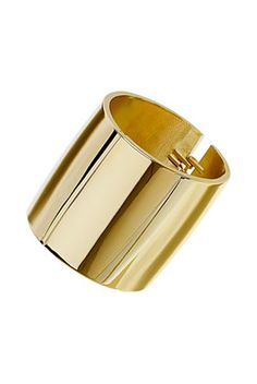 Simple Smooth Metal Cuff - New In This Week  - New In
