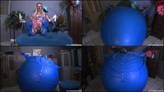 Blueberry Girl, Fruit Costumes, Rubber Catsuit, Video Page, The Time Is Now, Videos, Collection