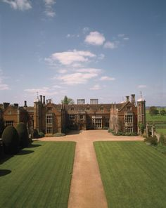 Charlecote Hall - ©The National Trust  Holiday rentals in historic houses & castles!