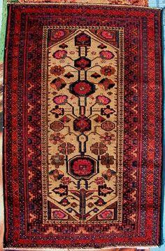 Afshar of the Qainate Arab tribes - Galerie ArabesQue