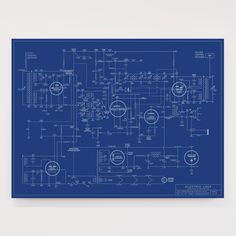 Electric Love Blueprint - A History of Electronic Music – Dorothy