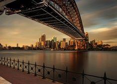 Australia, Sydney, Zatoka Port Jackson, Most Sydney Harbour Bridge, Sydney Opera House Sydney Harbour Bridge, Opera House, Jackson, Australia, Travel, Trips, Viajes, Traveling, Opera