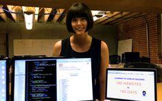 Jennifer Dewalt learned code and made 180 websites in 180 days.