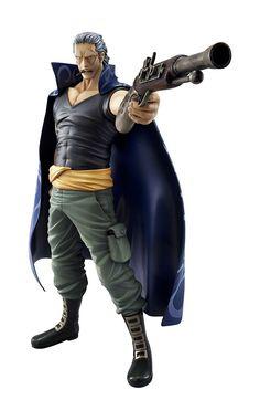 Megahouse One Piece P.O.P. DX: Ben Beckman Ex Model PVC Figure