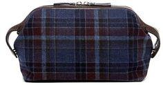 Peter Millar Kensington Shaving Kit Bag Men's Shaving, Fabric, Leather, Bags, Kit, Tejido, Handbags, Tela, Cloths
