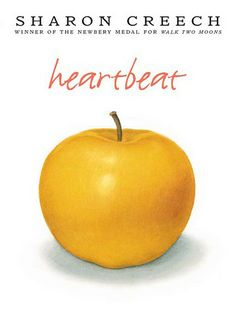 heartbeat by Sharon Creech. This verse novel is framed by a class project - Annie has to draw an apple every day for 100 days, the progress of the apple becoming a metaphor for the decline of Annie's grandfather and a message to notice things before they disappear. Amidst this, a new sibling is born.