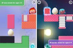Thinkrolls 2 kids logic app iPad iPhone Android Kindle Fire