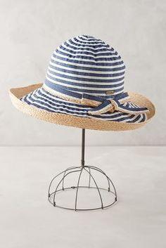 Anthropologie Phoebe Sun Hat #anthrofave