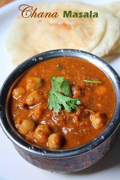 YUMMY TUMMY: Chana Masala Recipe / Chole Masala Recipe