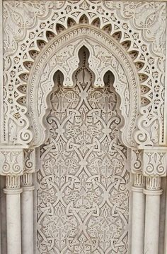 Details! Islamic architecture. Zippertravel.com