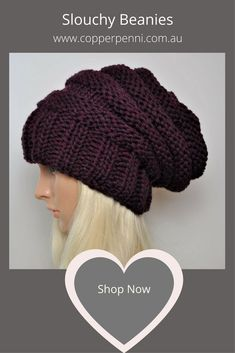 62dfb39a07b Men and Women s Slouchy Beanie- Beehive- 12 colours
