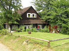 cottage House In Nature, Cottages, Barn, Exterior, Houses, Rustic, Country, House Styles, Building