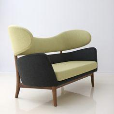 """""""The Baker Sofa"""" was designed in 1951 by Danish designer Finn Juhl"""