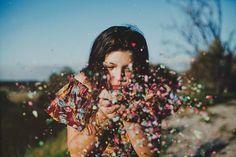 Confetti photography. https://www.facebook.com/CaitlinWorthingtonPhotography?fref=ts