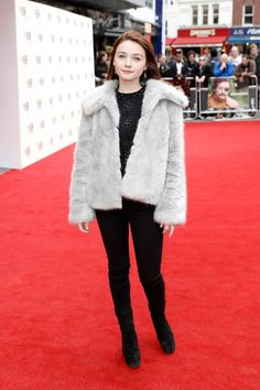 Jessica Barden Photos Photos - Actress Jessica Barden attends the 'Mindhorn' World Premiere screening during the 60th BFI London Film Festival at Odeon Leicester Square on October 9, 2016 in London, England. - 'Mindhorn' - World Premiere - 60th BFI London Film Festival