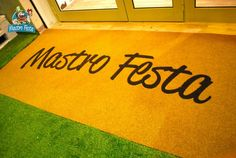Mastro Festa - Wellcome