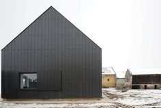 House B Studio AUTORI From the architect: Mokrin is a settlement in the municipality Kikinda, found 13 km from the town Kikinda, in Vojvodina region. The village of Mokrin is part of a planned type of...