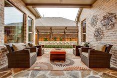 Viridian patio #CambridgeHomes