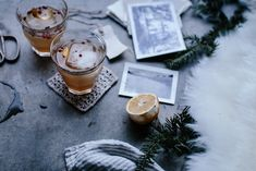 Kombucha Cocktail, Cocktail Drinks, Make Simple Syrup, Local Milk, Slow Living, Holiday Cocktails, Christmas Time, Xmas, Holiday Recipes
