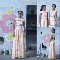 "Top Nigerian Designer Ejiro Amos Tafiri Presents The ""Rustic Fairytale"" Collection: Fabulous | FashionGHANA.com: 100% African Fashion"