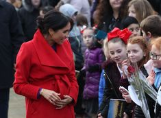 Meghan Markle has revealed her due date during a visit to Birkenhead, Merseyside with husband Prince Harry – see what she said Prince Harry And Megan, Prince William And Kate, Harry And Meghan, Prince Henry, Due Date, Pregnant Wife, Baby Boy Or Girl, Princess Wedding, Duke And Duchess