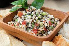 Ultimate veggie dip::: Kitchen Belleicious