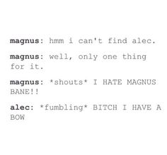 Guys, he killed Meliorn because he's the one who took magnus (well, it was his party and he drugged them all)