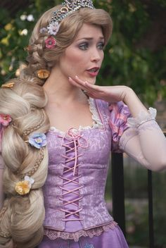 Princess Rapunzel from Tangled