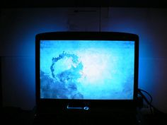 """DIY """"Ambilight"""" for Your Laptop"""