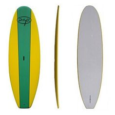 Doyle Beefy D Soft Stand Up Paddleboard  100 Hand Shapped YellowGreen 10 Feet -- Click the image to view the details