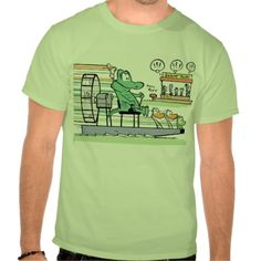 Old Man Croc and some Swamp Ducks have acquired an air boat to ride through the wetlands with. #funnyshirts #airboating #cartoons #zazzle $31.95 http://www.zazzle.com.au/funny_air_boating_cartoon_shirt-235912574209622808?rf=238100710189761270