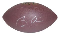 SOLD OUT! AZ Cardinals Bruce Arians signed NFL Wilson full size football w/ proof photo.  Proof photo of Bruce signing will be included with your purchase along with a COA issued from Southwestconnection-Memorabilia, guaranteeing the item to pass authentication services from PSA/DNA or JSA. Free USPS shipping. www.AutographedwithProof.com is your one stop for autographed collectibles from Arizona sports teams.
