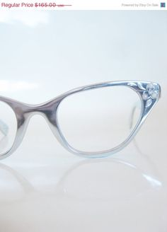 cfd24413128 Vintage 1960s Tura Eyeglasses Glasses Cat Eye Aluminum Silver Chrome  Metallic Cateye 60s Sixties Mid Century Optical Frames Ladies